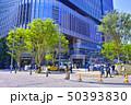 東京ミッドタウン日比谷の街並み 50393830