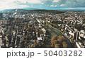 Aerial view of Kreis 5 and Wipkingen districts in Zurich, Switzerland 50403282