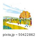 秋の公園 50422862
