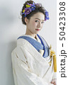 花嫁 和装 女性の写真 50423308