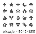 nature icon set 50424855
