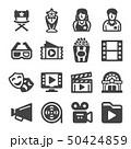 movie icon set 50424859