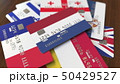 オランダ 和蘭 旗のイラスト 50429527