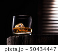 Glass of whiskey 50434447