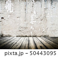 Interior old wall. 3d rendering 50443095
