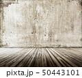 インテリア 空間 壁のイラスト 50443101