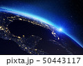Planet Earth map. 3d rendering 50443117