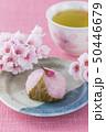 菓子 お菓子 茶の写真 50446679