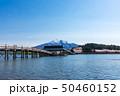 (青森県-風景)鶴の舞橋と岩木山6 50460152