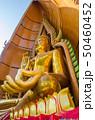 golden buddha statue at Wathumsua 50460452