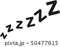 Sleeping zzz wave 50477615