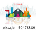 Thailand Landmark Global Travel And Journey paper 50478389