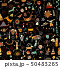 描画 ロック 石のイラスト 50483265