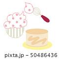 ケーキ作り 50486436