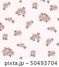 バラ ラインスタイル 背景 50493704