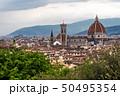 ミケランジェロ広場からのフィレンツェ 50495354