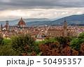 ミケランジェロ広場からのフィレンツェ 50495357
