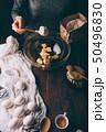 お菓子づくり ボウル 器の写真 50496830