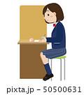学習 勉強 ベクターのイラスト 50500631