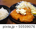肉 ご飯 写真の写真 50509076