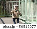 一人歩きする子供 散歩 男の子 50512077