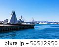 (青森県-港の風景)青森中央埠頭の風景2 50512950