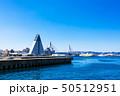 (青森県-港の風景)青森中央埠頭の風景1 50512951