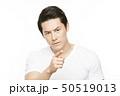 人物 ポートレート 男性の写真 50519013