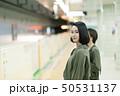 電車乗車イメージ 「撮影協力 札幌市交通局」 50531137
