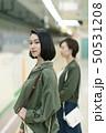 女性 女 ショッピングの写真 50531208
