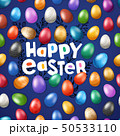 Happy Easter vector concept. Easter holiday 50533110