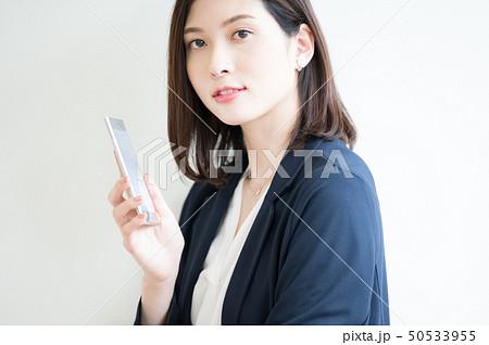 ビジネスシーン 女性 50533955