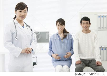 女医と夫婦 50550005