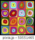 Abstract circles, seamless pattern for your design 50551465