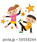 ダンスをする子供達 50558244
