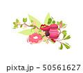 ドーナツ ピンク ピンク色のイラスト 50561627
