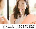 人物 若い女性 ビジネスの写真 50571823