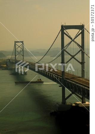 日本の風景 瀬戸内海国立公園 徳島県 鳴門 大鳴門橋 50572371