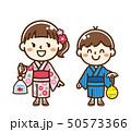 子供 浴衣 50573366