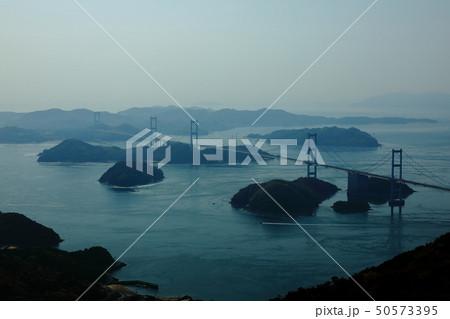 日本の風景 瀬戸内海国立公園 愛媛県 今治市 しまなみ海道 50573395