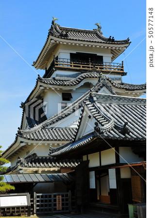 高知城 重要文化財 史跡 日本100名城 天守閣 石垣 高知県 50577148