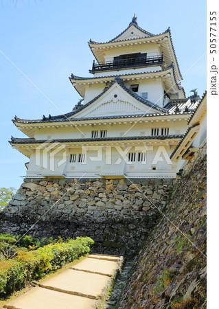 高知城 重要文化財 史跡 日本100名城 天守閣 石垣 高知県 50577155