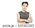 若い 男性 アジア人の写真 50582263