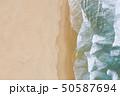 Atlantic ocean sandy beach with turquoise ocean an 50587694