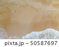 Atlantic ocean sandy beach with turquoise ocean an 50587697