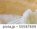 Atlantic ocean sandy beach with turquoise ocean an 50587699
