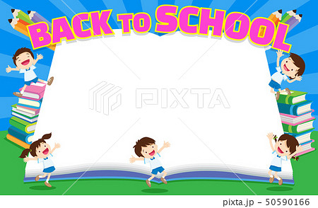 Back to school kids,education concept 50590166