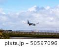 稚内空港到着 50597096