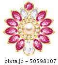 ベクトル ジュエリー 宝飾品のイラスト 50598107