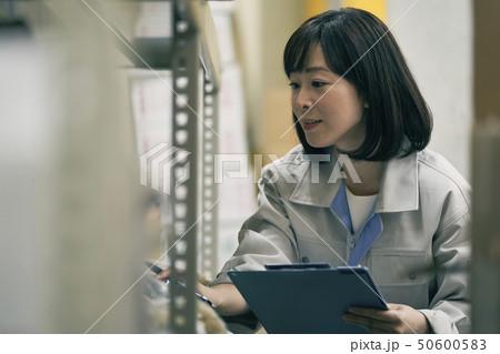 倉庫 ビジネスシーン 50600583
